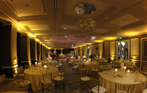 Custom Lighting & Drapery